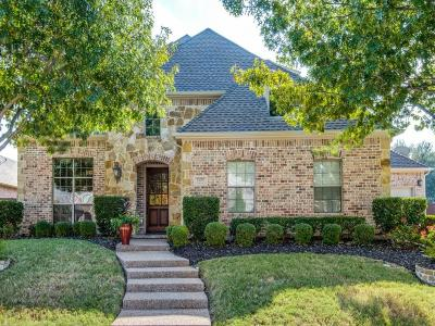 McKinney Single Family Home For Sale: 1600 Roxboro Lane