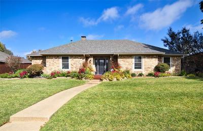 Plano Single Family Home Active Option Contract: 1835 Hatherly Drive