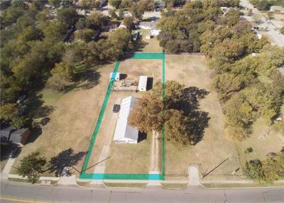 Irving Single Family Home For Sale: 609 N Nursery Road
