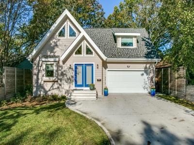 Dallas Single Family Home For Sale: 8615 San Fernando Way