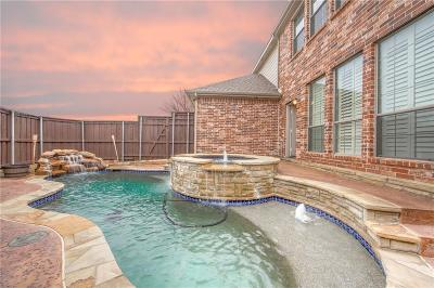 Frisco Residential Lease For Lease: 5212 Evening Sun Drive