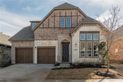 McKinney Single Family Home For Sale: 8305 Shoreacres Drive