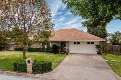 Grapevine Single Family Home For Sale: 2936 Robindale Lane