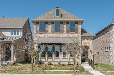 Mckinney Single Family Home For Sale: 6820 Royal Liverpool Drive