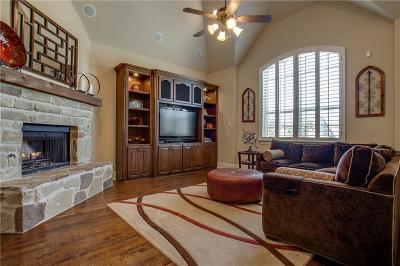 Lewisville Single Family Home Active Kick Out: 421 Adventurous Shield Drive