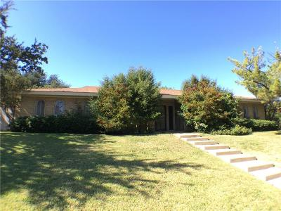 Fort Worth Single Family Home For Sale: 6308 S Hulen Street