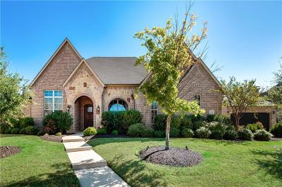 Frisco Single Family Home For Sale: 809 Cipriani Drive
