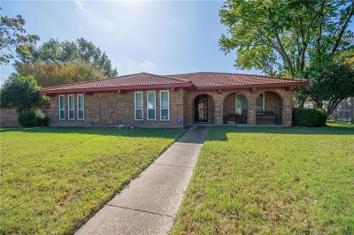 Duncanville Single Family Home Active Option Contract: 1010 Florence Drive