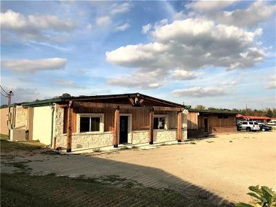 Buffalo, Fairfield, Kirvin, Oakwood, Streetman Commercial For Sale: 660 Fm 416
