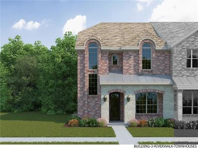 Flower Mound Townhouse For Sale: 2233 Zenith Avenue