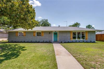 Single Family Home For Sale: 3216 Townsend Drive