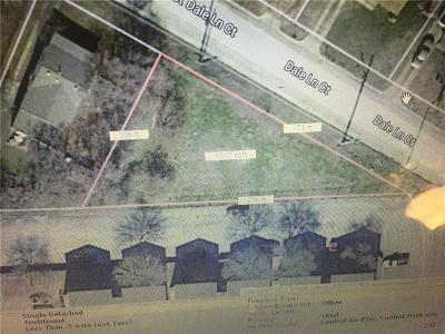 White Settlement Residential Lots & Land For Sale: 9213 Dale Lane Court