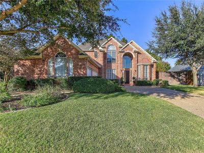 Plano Single Family Home Active Contingent: 4541 Daffodil Trail