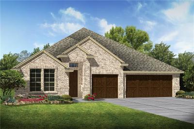 Melissa Single Family Home For Sale: 3511 Washington Drive