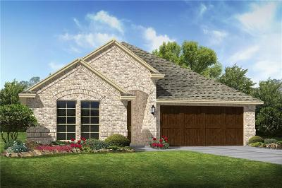 Melissa Single Family Home For Sale: 3518 Charleston Drive