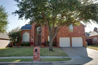 Flower Mound Single Family Home For Sale: 2612 Halsey Drive