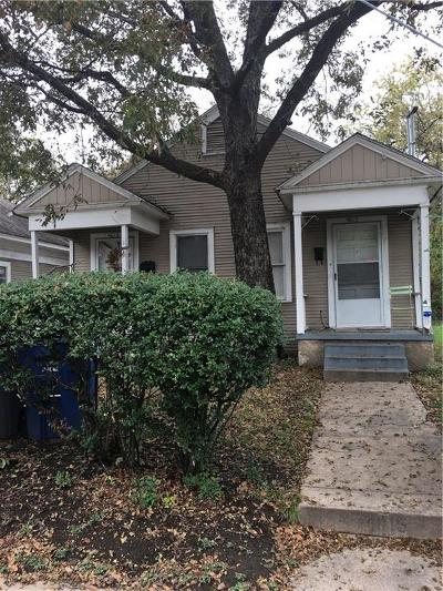 Dallas Multi Family Home For Sale: 4813 Terry Street