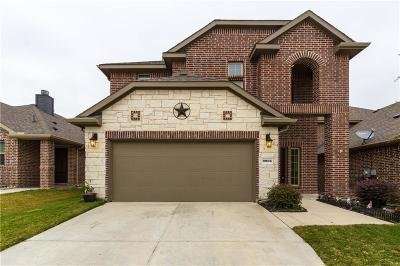 McKinney Single Family Home Active Option Contract: 9904 Cottontail Lane