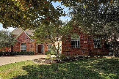 Allen Single Family Home For Sale: 605 Fannin Court