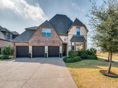 Prosper Single Family Home For Sale: 651 Devonshire Drive