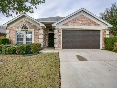 Fort Worth TX Single Family Home Active Option Contract: $217,000