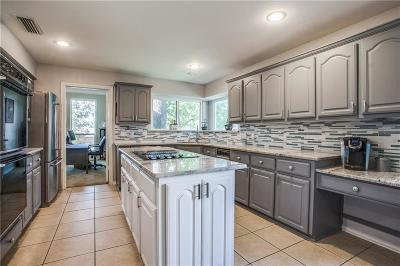 Rockwall Single Family Home For Sale: 809 S Lakeshore Drive