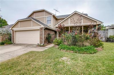 Garland Single Family Home For Sale: 2622 Strother Drive