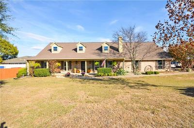 Frisco Single Family Home Active Option Contract: 16640 Redbud Drive
