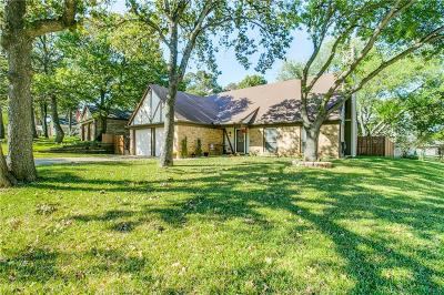 Euless Single Family Home For Sale: 417 Wild Oak Lane