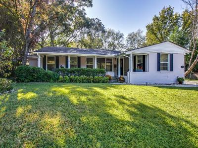 Single Family Home For Sale: 6491 Fortune Road