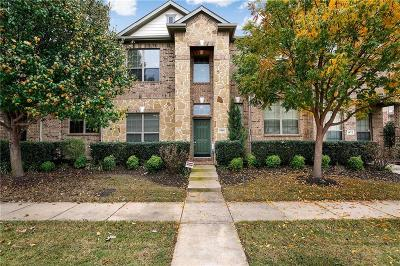 Dallas County, Denton County Townhouse Active Contingent: 1968 Lantana Lane