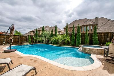 Coppell Single Family Home For Sale: 772 Chateaus