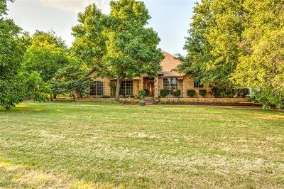 Keller Single Family Home For Sale: 601 Valle Vista Court