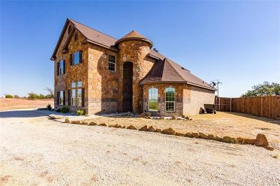 Wise County Single Family Home For Sale: 486 Private Rd 4181 Road