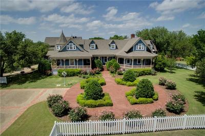 Waxahachie Farm & Ranch For Sale: 251 N Oak Branch Road