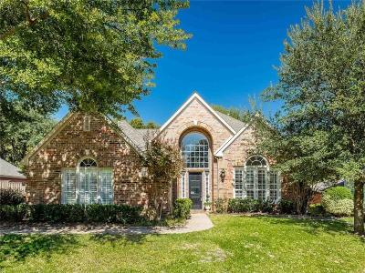 Southlake Single Family Home For Sale: 722 Nettleton Drive