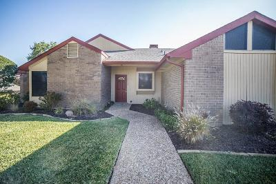 Dallas County, Denton County Single Family Home Active Option Contract: 2754 Spyglass Drive
