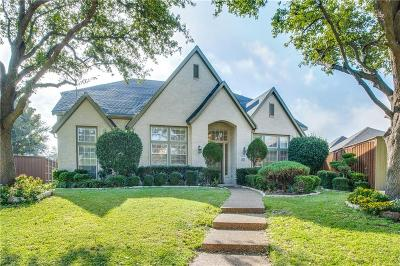 Plano Single Family Home Active Contingent: 6200 Westchester Lane