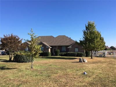 Haslet Single Family Home For Sale: 13816 Wood Springs Court