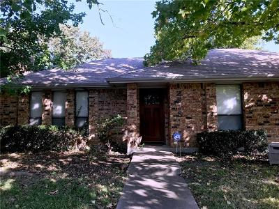 Single Family Home Active Option Contract: 2615 Appledale Lane