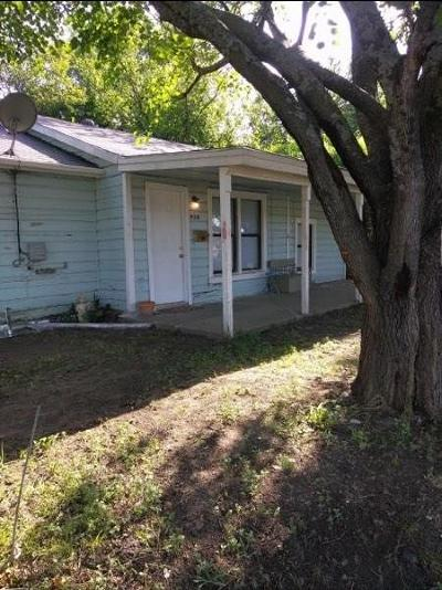 Terrell Single Family Home For Sale: 912 E State Street
