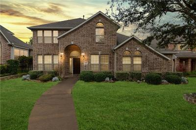 Rockwall Single Family Home For Sale: 2301 Water Way