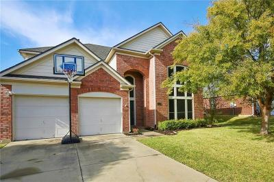 Mansfield Single Family Home Active Option Contract: 2307 Savannah Drive