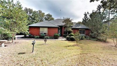 Weatherford Single Family Home Active Contingent: 1643 Lacy Drive