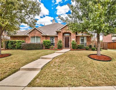 Frisco Single Family Home For Sale: 2072 Coldwater Lane