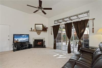 Frisco Single Family Home Active Option Contract: 9813 Concord Drive