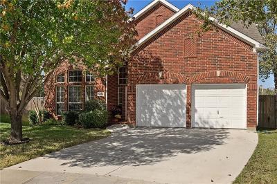 Sachse Single Family Home For Sale: 5906 Vista Lane