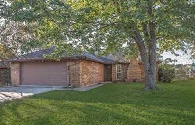 Corinth Single Family Home Active Contingent: 2601 Valley View Drive