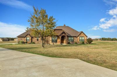 Wills Point Single Family Home For Sale: 1066 Encino Court