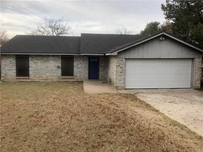 Fort Worth Single Family Home For Sale: 812 Panay Way Drive